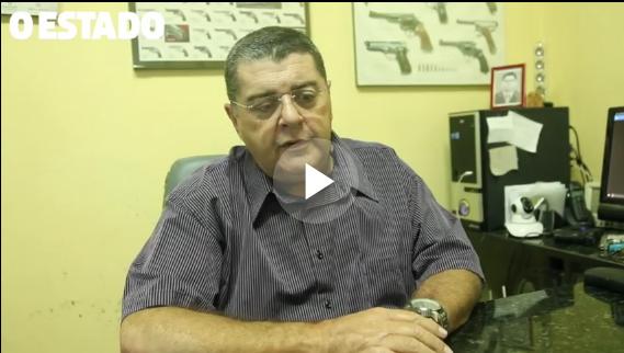 Flexibilização da posse de armas gera corrida a lojas em São Luís