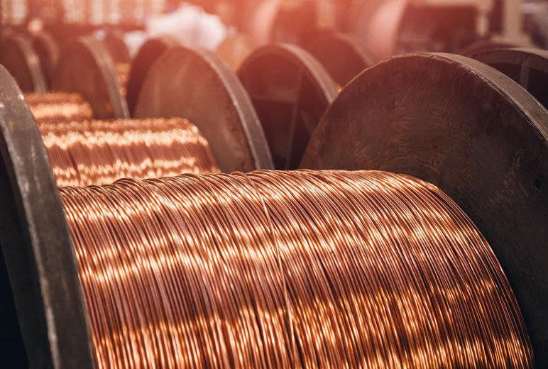 O furto de cobre e o seu impacto na sociedade